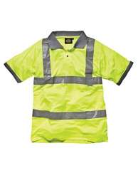 Worker Safety-Polo XXL Saturn Yellow