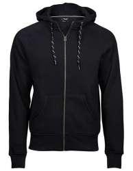 Fashion Full Zip Hood XXL Black